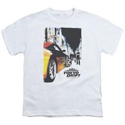 Tokyo Drift - Big Boys Poster T-Shirt