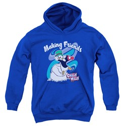 Chilly Willy - Youth Making Friends Pullover Hoodie