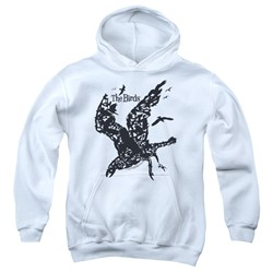The Birds - Youth Title Pullover Hoodie