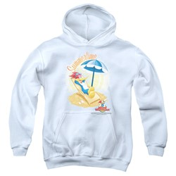 Woody Woodpecker - Youth Summertime Pullover Hoodie