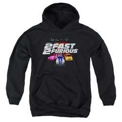 2 Fast 2 Furious - Youth Logo Pullover Hoodie