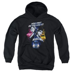 2 Fast 2 Furious - Youth Fast Women Pullover Hoodie