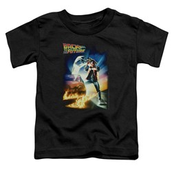 Back To The Future - Toddlers Poster T-Shirt