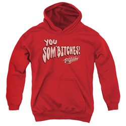 Smokey And The Bandit - Youth Sombitch Pullover Hoodie