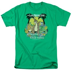 Land Before Time - Mens Great Valley T-Shirt