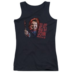 Childs Play 3 - Juniors Good Guy Tank Top
