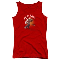 Scott Pilgrim - Juniors Scott Poster Tank Top