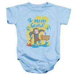 Curious George - Toddler Messy George Onesie