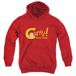 Curious George - Youth Curious Pullover Hoodie