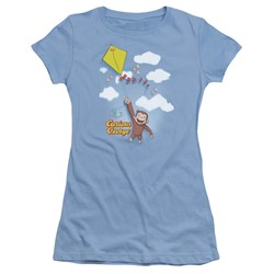 Curious George - Womens Flight T-Shirt