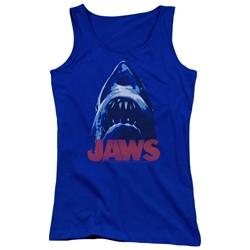 Jaws - Juniors From Below Tank Top
