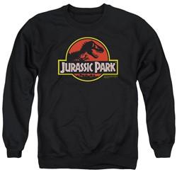 Jurassic Park - Mens Classic Logo Sweater