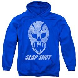 Slap Shot - Mens The Mask Pullover Hoodie