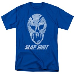 Slap Shot - Mens The Mask T-Shirt