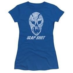 Slap Shot - Womens The Mask T-Shirt