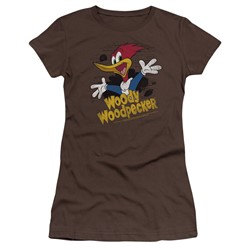 Woody Woodpecker - Womens Through The Tree T-Shirt