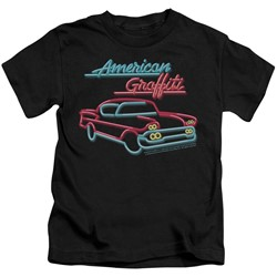 American Grafitti - Little Boys Neon T-Shirt