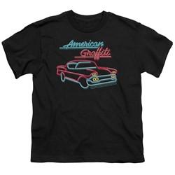 American Grafitti - Big Boys Neon T-Shirt