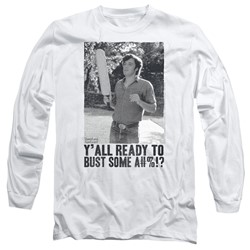 Dazed And Confused - Mens Paddle Long Sleeve T-Shirt
