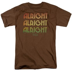 Dazed And Confused - Mens Alright Z T-Shirt