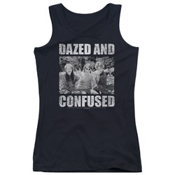 Dazed And Confused - Juniors Rock On Tank Top