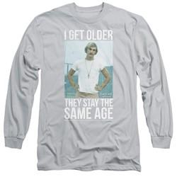 Dazed And Confused - Mens I Get Older Long Sleeve T-Shirt