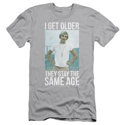 Dazed And Confused - Mens I Get Older Slim Fit T-Shirt