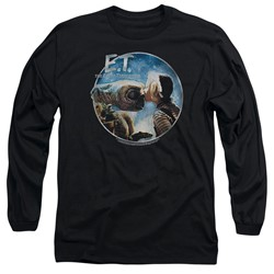Et - Mens Gertie Kisses Long Sleeve T-Shirt