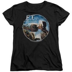 Et - Womens Gertie Kisses T-Shirt