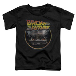 Back To The Future - Toddlers Back T-Shirt