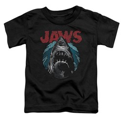 Jaws - Toddlers Water Circle T-Shirt