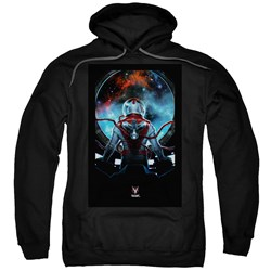 Divinity - Mens Cover Front / Back Print Pullover Hoodie