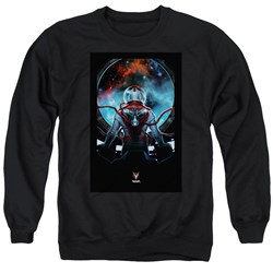 Divinity - Mens Cover Front / Back Print Sweater