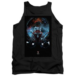 Divinity - Mens Cover Front / Back Print Tank Top