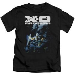 Xo Manowar - Little Boys By The Sword T-Shirt