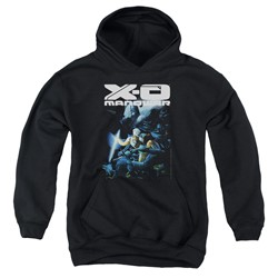 Xo Manowar - Youth By The Sword Pullover Hoodie