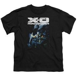 Xo Manowar - Big Boys By The Sword T-Shirt