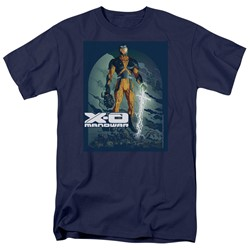 Xo Manowar - Mens Planet Death T-Shirt