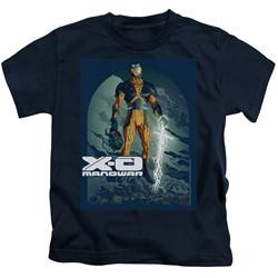 Xo Manowar - Little Boys Planet Death T-Shirt