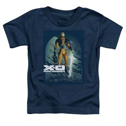 Xo Manowar - Toddlers Planet Death T-Shirt
