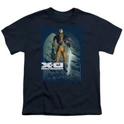 Xo Manowar - Big Boys Planet Death T-Shirt