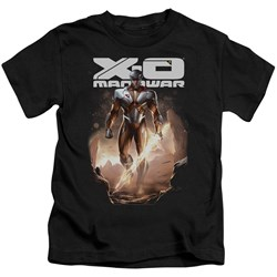 Xo Manowar - Little Boys Lightning Sword T-Shirt