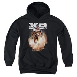 Xo Manowar - Youth Lightning Sword Pullover Hoodie