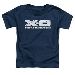 Xo Manowar - Toddlers Logo T-Shirt