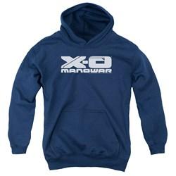 Xo Manowar - Youth Logo Pullover Hoodie