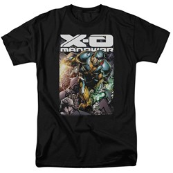 Xo Manowar - Mens Pit T-Shirt