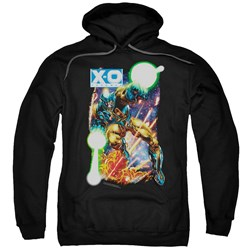 Xo Manowar - Mens Vintage Xo Pullover Hoodie