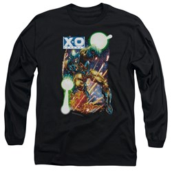 Xo Manowar - Mens Vintage Xo Long Sleeve T-Shirt