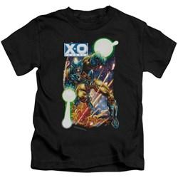 Xo Manowar - Little Boys Vintage Xo T-Shirt