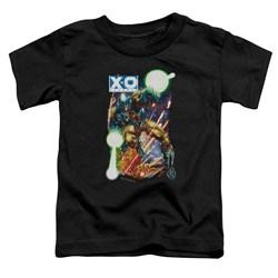 Xo Manowar - Toddlers Vintage Xo T-Shirt
